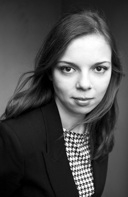 zdjęcie portretowe Anity Kozek, prawnika z Łodzi